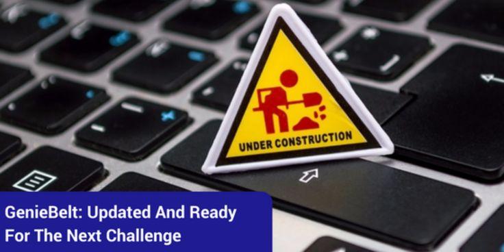 GenieBelt: Updated and Ready for the Next Challenge - GenieBelt Blog