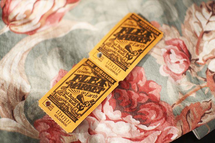 gouden ticket inspiratie Oud bloemengordijn is ook een leuke