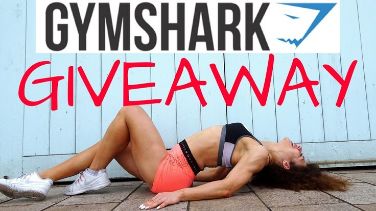 GYMSHARK GIVEAWAY - CHOOSE YOUR GIFT