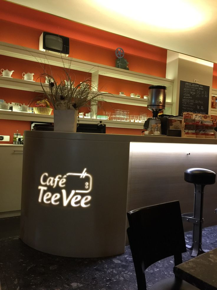 Café TeeVee in Brno, Jihomoravský