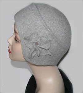 Мастер класс по валянию шапки с ушками