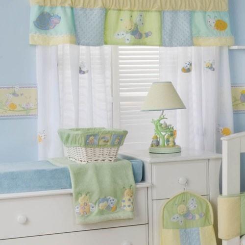 cute babyroom idea