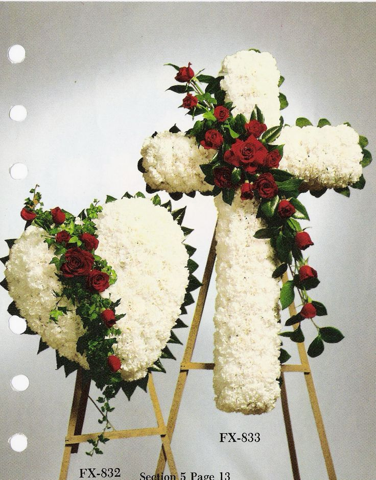 flower arrangement for funeral - Google Search
