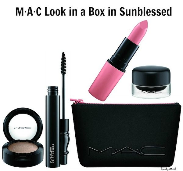 M∙A∙C Look In A Box - Sunblessed set