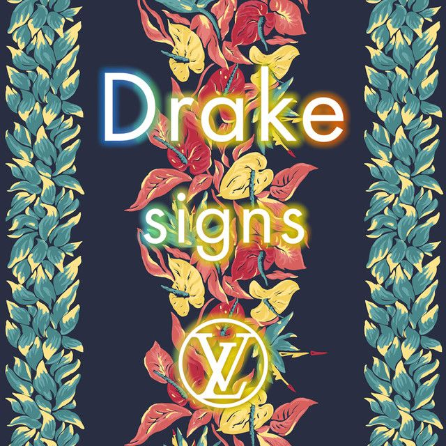 """Signs"" by Drake added to Today's Top Hits playlist on Spotify From Album: Signs"