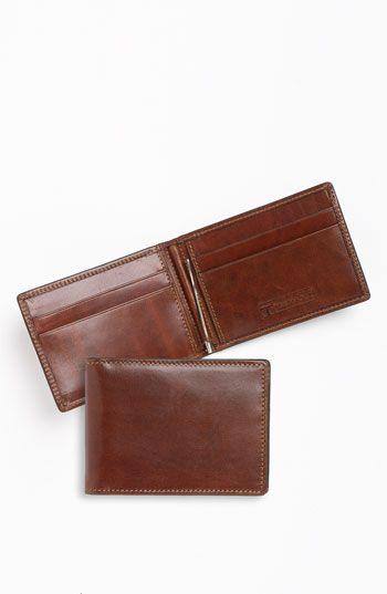 Trafalgar 'Cortina' Money Clip Wallet available at #Nordstrom