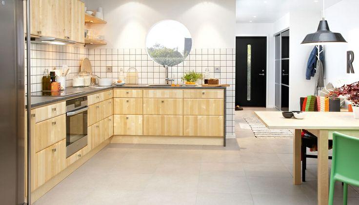 Bjørkekjøkken – Birka   Drømmekjøkkenet