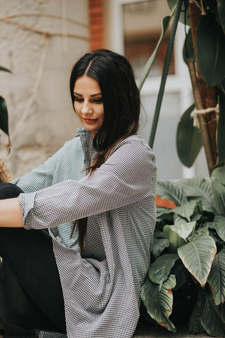 🍀 Nowości 🍀 Nowości 🍀 Nowości 🍀 Boska koszula w kratę już w sprzedaży.  ___________________ • Kolekcja wiosna / lato 17' dostępna online •  www.twomoon.pl