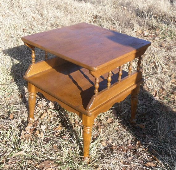 Vintage Maple Coffee Table: 61 Best Images About Vintage Ethan Allen Furniture On