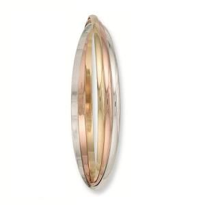 Product Code : BN0000051 Gold Collection » Gold Bangles » Russian 3