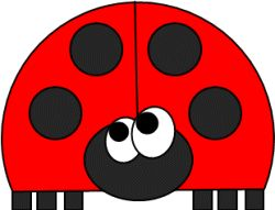 "Printouts to go with ""The Grouchy Ladybug"""