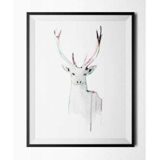The Deer - Poster