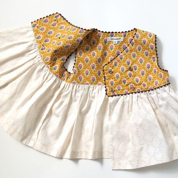 Untitled Kids Fashion Dress Girls Frock Design Baby Girl Dresses