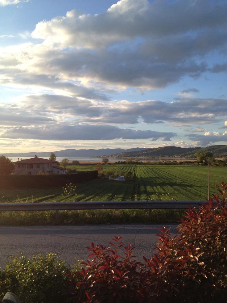 Trasimeno Lake, Unbria