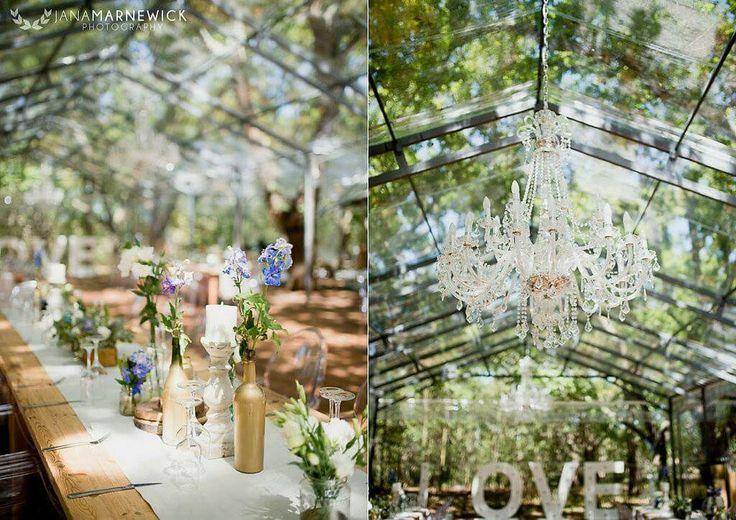 Stunning wedding hosted at Die Woud #forestwedding #outdoors www.ido4u.co.za