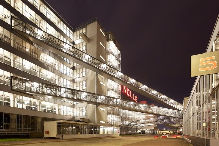 36 best restored industrial buildings images on pinterest for Industrial design amsterdam