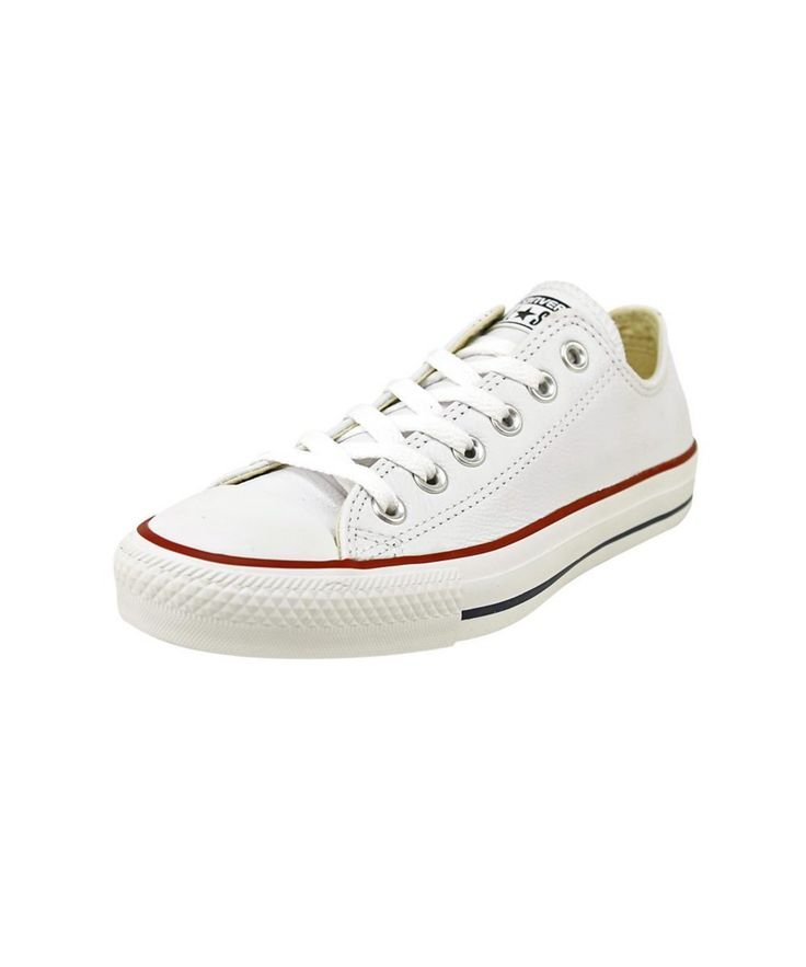 CONVERSE CONVERSE CHUCK TAYLOR ALL STAR OX MALLOW WOMEN   LEATHER WHITE'. #converse #shoes #sneakers