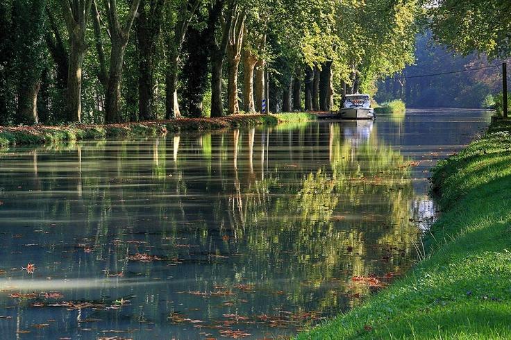 La Garonne - Lot et Garonne