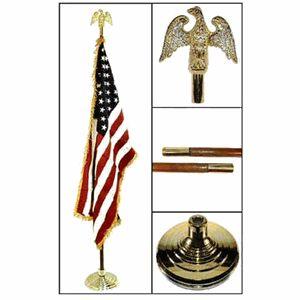 American flagpole Kit, American flag pole Kits