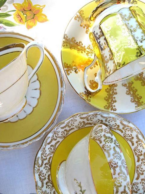 May 10 Tea Imaginary Tea Party 122 brightness added by badhesterprynne, via Flickr