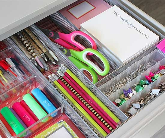 Follow @theexchange's top 5 tricks to keep every drawer in your home organized.