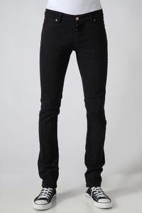Узкие штаны с резинкой мужские