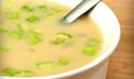 Selderij soep