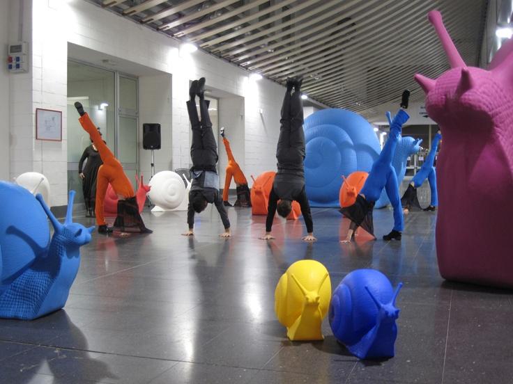 performance in fiera anno 2011