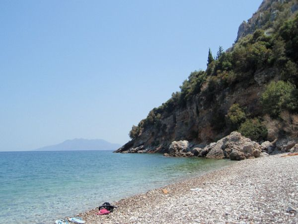 Beach of Nea Epidaurus_Memories from Peloponnesus