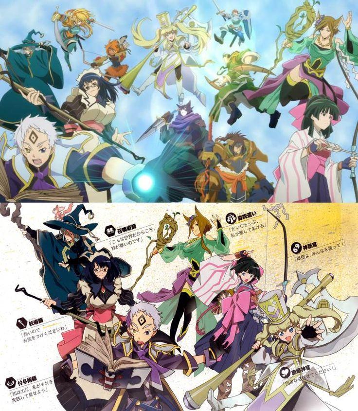 adventurers, anime vs light novel Anime akatsuki, Rwby