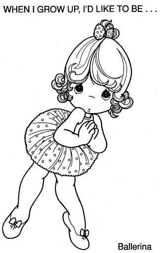 ballerina coloring pages - Ballerina Coloring Pages Kids