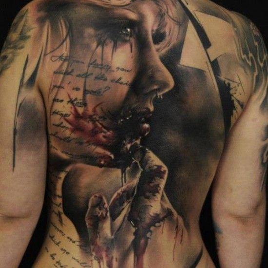 179 Best Tattoo Trash Polka Images On Pinterest