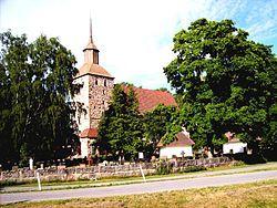 Korpo church – Wikipedia