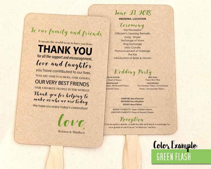 The 25+ best Wedding program templates ideas on Pinterest - wedding brochure template