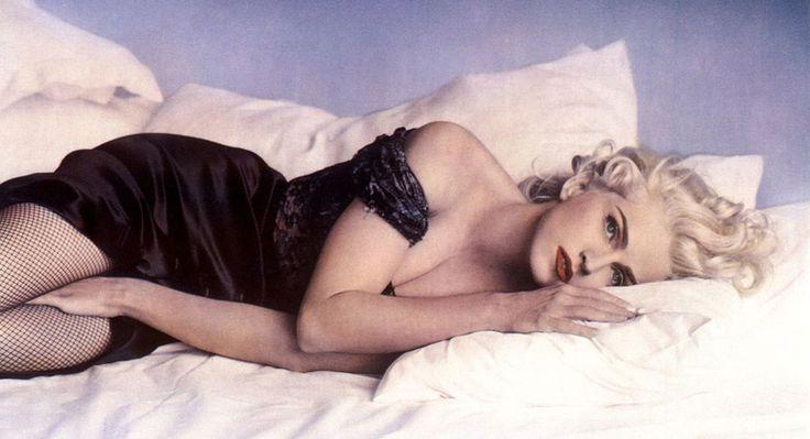 Des photos nues de Madonna quand elle avait 18 ans ont été mises aux enchères | Vanity Fair