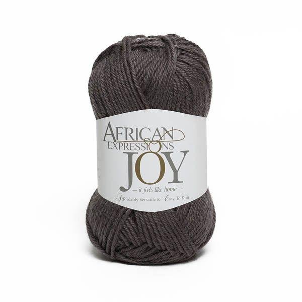 Colour Joy Dark grey, Double knit weight,  African expressions 1062, knitting yarn, knitting wool, crochet yarn, kid mohair yarn, merino wool, natural fibres yarn.