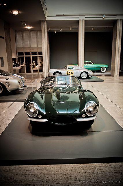 1957 Jaguar XK-SS Roadster, No. 713 - Steve McQueen's Personal Vehicle | Flickr - Photo Sharing!