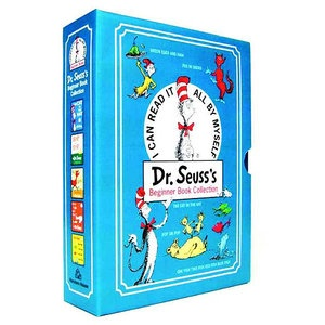 Dr. Seuss's Beginner Book Collection...I used to love his books!
