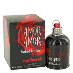 Amor Amor Forbidden Kiss Eau De Toilette Spray By Cacharel