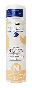 Alcina Individual Care Series N Volume Shampoo 1.1 (250ML)  Price: £9.65  (VAT included)  Alcina Individual Care Series N Volume Shampoo 1.1 provides fine hair with the required support it needs during hair washing. The special active ingredient combination of structural factors and moisturisers strengthens the hair. At the same time, Oat Proteins provide structure and shine, while Amino Acid surfactants and Panthenol create volume and bounce.