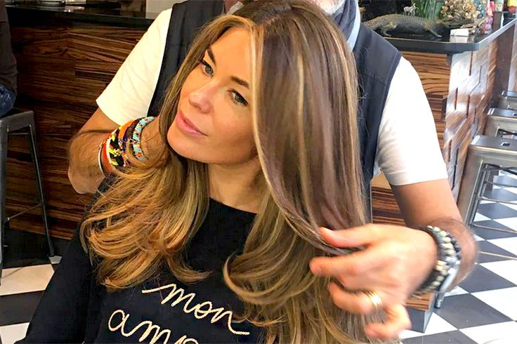 Forget New Hair Trends, Sophie Stanbury Goes Retro for Her Amazing Locks