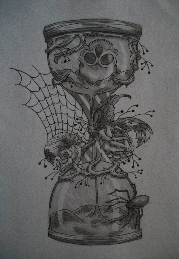 Hourglass tattoo vorlage  97 besten Hourglass Bilder auf Pinterest | Sanduhr, Tattoo-Designs ...