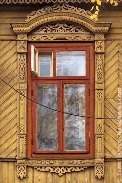 Наличник Кинешмы Ивановской области 14