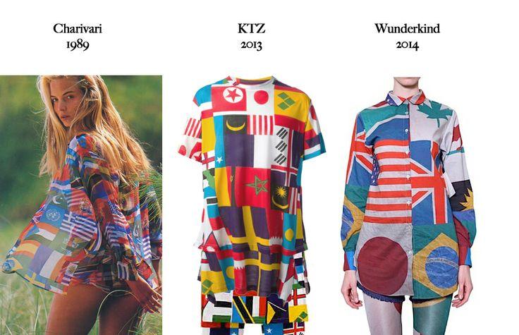 Feels Familiar? Charivari 1989 / KTZ 2013 / Wunderkind 2014