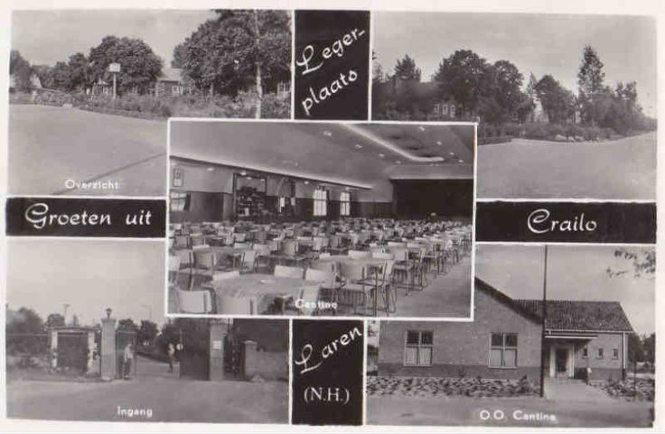 Afbeeldingsresultaat voor legerplaats crailo hilversum