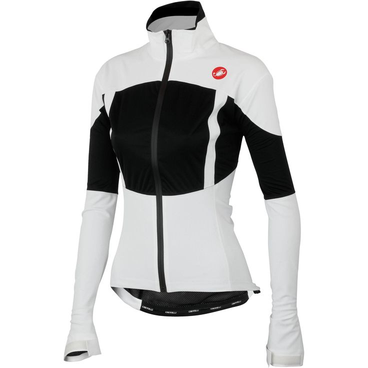 My Castelli Confronto W Jacket 13072 - Womens Rain Jacket | Castelli Cafe UK