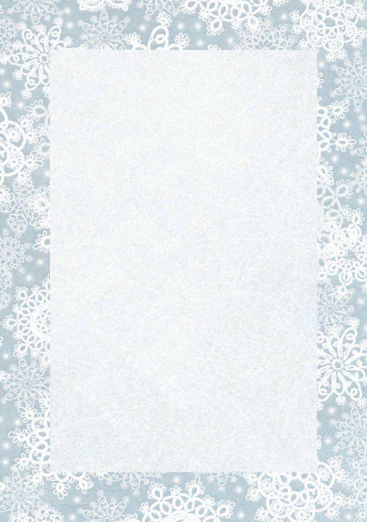 Papier 10x14,5 - ZO 4 - Galeria Papieru Zimowa Opowieść Na-Strychu