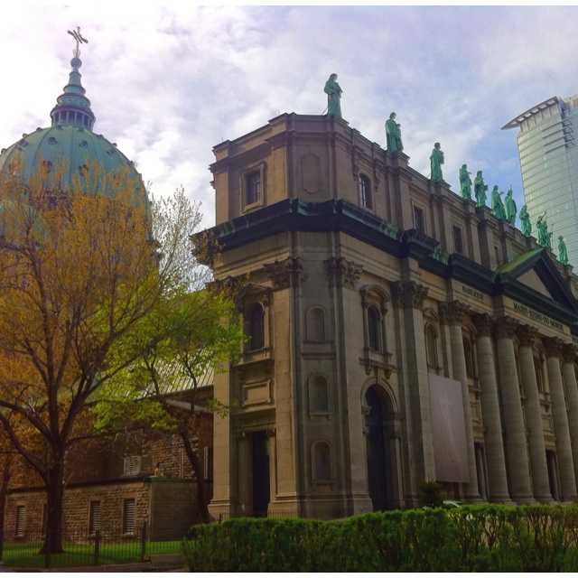 Mary Queen of the World cathedral, Montreal, CAN