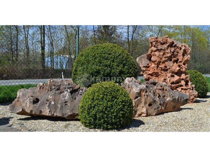 Aris je přírodní kámen z vápence. Jednotlivé kusy kamene májí krásný jedinečný…