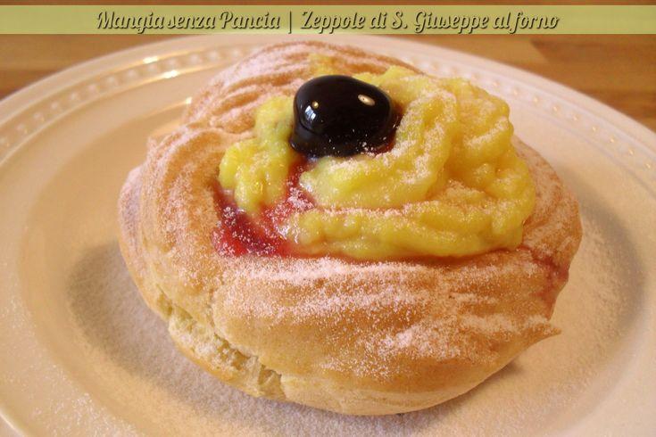 Zeppole di San Giuseppe al forno, ricetta partenopea
